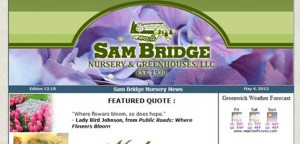 Sam Bridge Nursery and Greenhouse